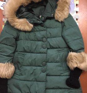 Зимнее пальто/куртка