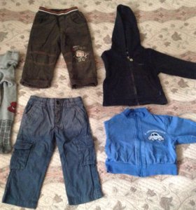 Одежда детская пакетом