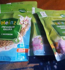 Кашки Heinz