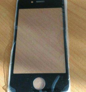 Стекло iPhone 4-4S