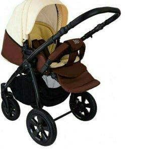Детская коляска 2 в 1 Tutis Zippy Tapu Tapu 734
