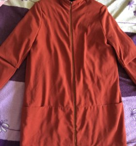 Пальто на прохладную осень 48 размер