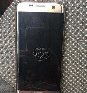 Samsung s7 edge gold 32 g