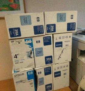 Картридж HP Q1339A
