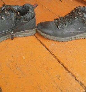 Осенние туфли 38