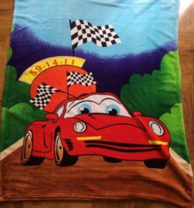 Новое детское одеялко
