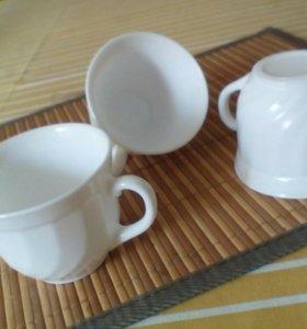 Чашки кофейные новые