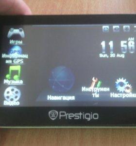 Навигатор Prestigio Geovision 4500