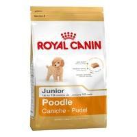 Royal Canin Poodle Junior для щенков породы Пудель