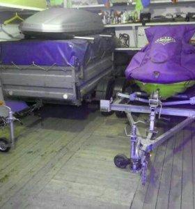 Прицеп в гараж