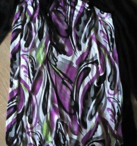 Блузка-туника