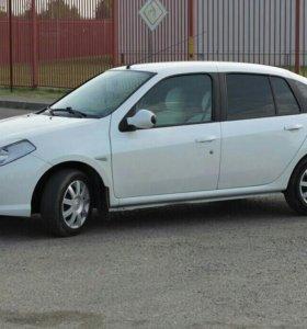 Renault Symbol 2010г.