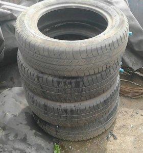 колеса на Daewoo Matiz
