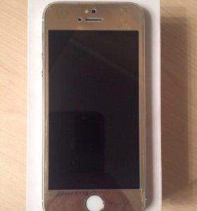 Продам iPhone 5s gold 16gb без обмена