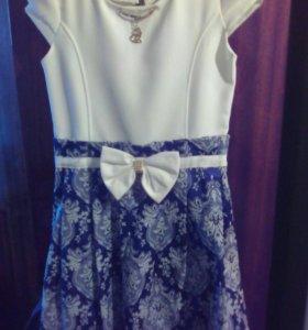 Платье д.девочки