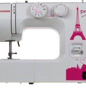 Продам швейную машинку!В отличном состояние!