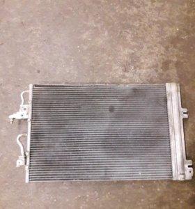Opel astra h радиатор кондиционера б/у