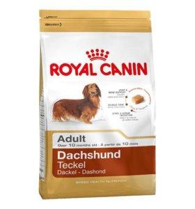 Royal Canin Dachshund Adult 1.5 и 7 кг.