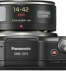 Фотоаппарат LUMIX GF5