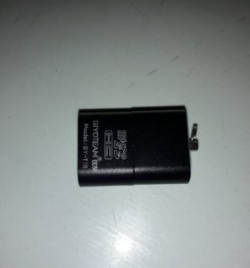Мини USB 2.0 micro SD адаптер.