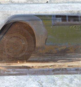 Передние стекла на ВАЗ