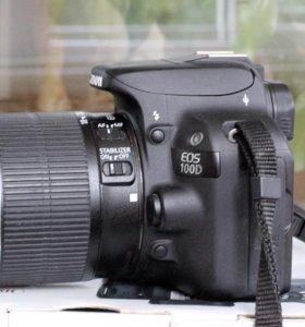 Canon EOS 100D 18-55 STM