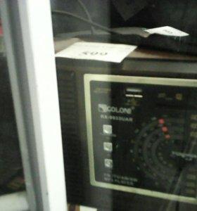 Муз центр радио бу