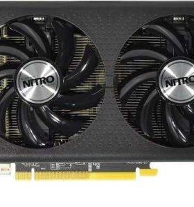 Видеокарта Radeon RX 460 4gb