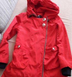 Куртка весна -осень 7- 8--9 лет