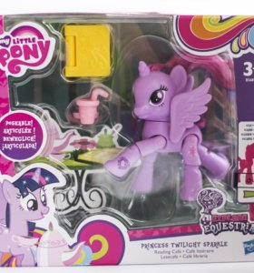 Twilight Sparkle серии Explore Equestria