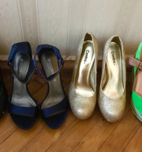 Обувь 37-38 размер