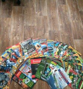 набор журналов