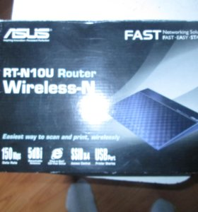 ASUS RT-N10U Router Wireless-N