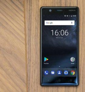 Nokia 3 bleck 2/16 обмен