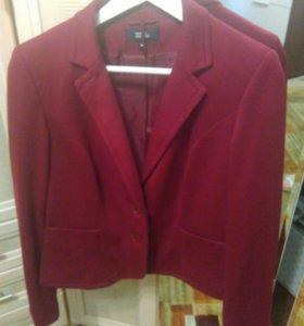 Пиджак 52-54 новый