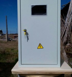 Ящик-щиток электрический IP-31