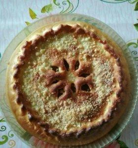 Пироги Выпечка