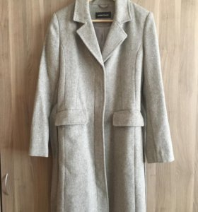 Шерстяное пальто La Reine Blanche