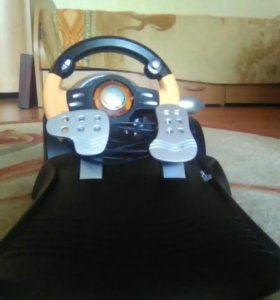 Руль genius speed wheel 3mt