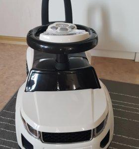 Машинка-каталка Prestigio