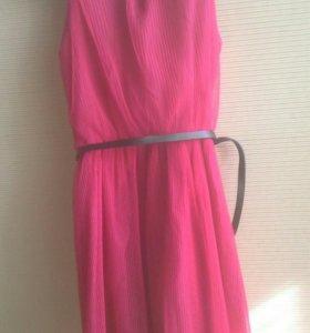 Платье Clever на 10-11лет 140 рост 72 р-р