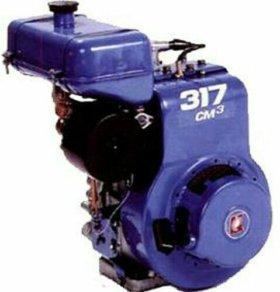 Двигатель на мотоблок Нева