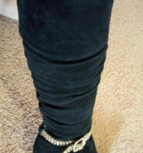 Обувь, натуральная замша