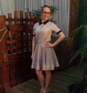 Платье Костюм: кофта, юбка