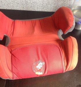 кресло детская подкладка в машину