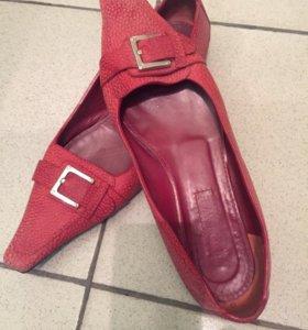 Туфли женские, по-во Италия,р41