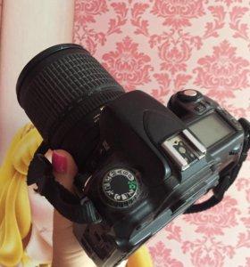Nikon d80 , 18:135