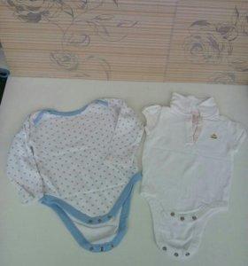 Набор из двух боди на младенца