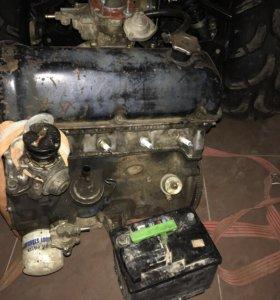 Мотор от ваз 2106 и ваз 2104