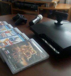 Игровая приставка Sony PS3